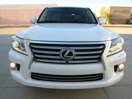 LOW PRICE:- 2013 LEXUS LX 570 FOR SALE