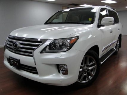 NEAT 2014 Lexus LX 570 FOR SALE