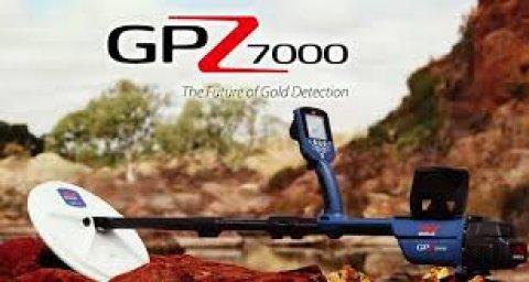 GPZ 7000 أحدث الاجهزة المتطورة في كشف الذهب 2015