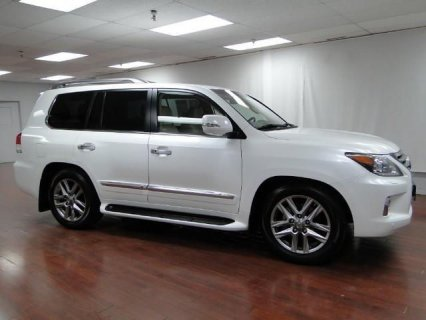 USED 2014 Lexus LX 570 FOR SALE