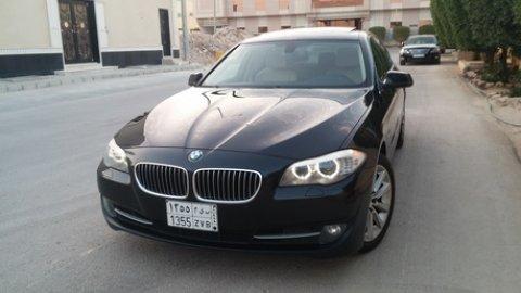 2013 BMW 520 i Model  Twin Turbo