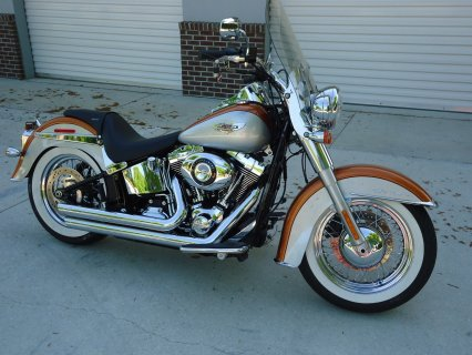 2014 Harley Sofail Deluxe