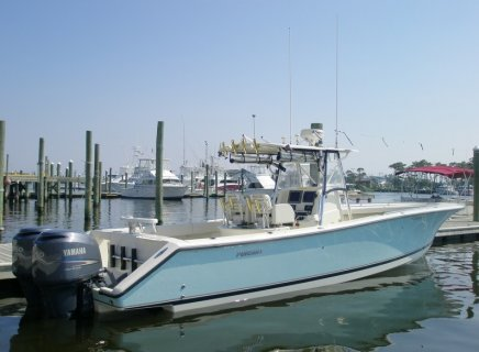 2009 Pursuit 3480