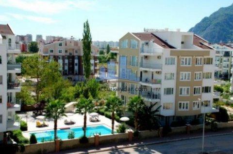 شقق جميلة للبيع ضمن مجمعات جديدة انطاليا تركيا