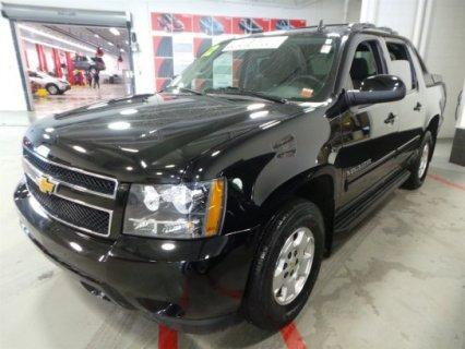 استيراد السيـارة :  2012 Chevrolet Avalanche 4x4 LS من امريكا