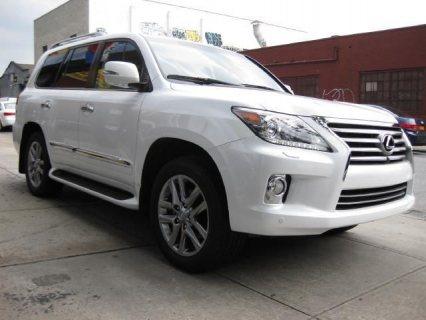 للبيع: Lexus lx570 2013