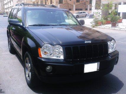 جراند شيروكي-Grand Cherokee 2005,4x4 in excellent condition
