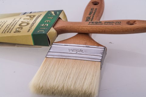 Yesil _ paint brush _ painting tools.82