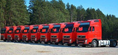 A 8891 راس قاطرة VOLVO FH13 420 سنة الصنع 2011