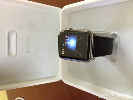 APPLE WATCH بسعر 1400 ريال