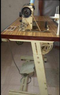 ماكينة خياطة للبيع