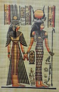 لوحات فنيه فرعونيه