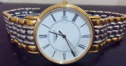 ساعة  فخمة ماركة لونجين