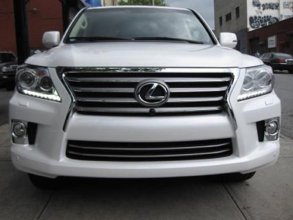 للبيع: Used Lexus lx570 2013