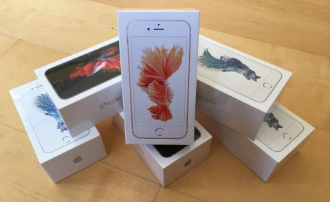 صور New Apple iPhone 6s & 6s Plus 1