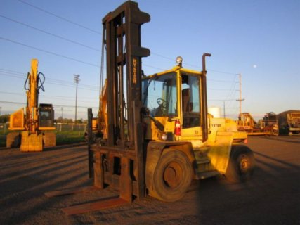 صور IT# 132-1992 Hyster H190XL Forklift 2