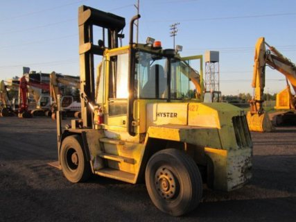 صور IT# 132-1992 Hyster H190XL Forklift 4