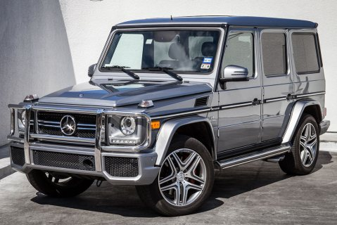 Buy Used 2014 Mercedes-Benz G63 AMG