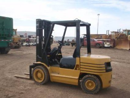 صور IT# 3089-2003 CATERPILLAR DP35 13,500 LB FORKLIFT 4