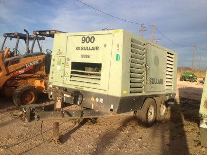 كمبروسور هواء IT# 241-2008 SULLAIR 900DTQ AIR COMPRESSOR