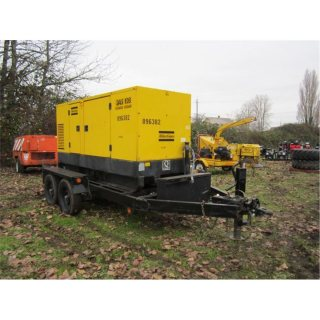 صور مولد كهرباء IT# 339-1999 Atlas Copco QAS 108 TA Towable Generato 2