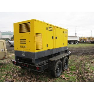 صور مولد كهرباء IT# 339-1999 Atlas Copco QAS 108 TA Towable Generato 3