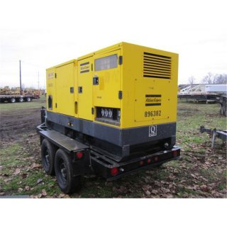 صور مولد كهرباء IT# 339-1999 Atlas Copco QAS 108 TA Towable Generato 4