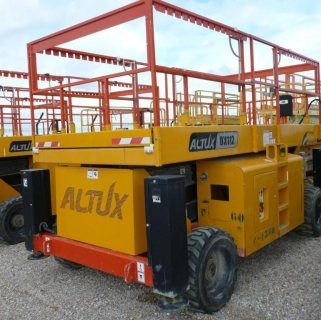 رافعة مقصية IT# 1850-2008 ALTUX DX112 SCISSORLIFT