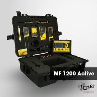 جهاز كشف الذهب-المعادن-المياه الجوفية MF 1200 ACTIVE - 2017
