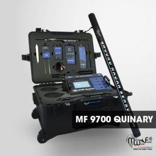 جهاز الكشف الشامل 6 أنظمة لكشف-الذهب-المعادن MF 9700Q