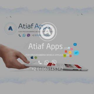شركة اطياف لتصميم وبرمجة تطبيقات الاندرويد والايفون