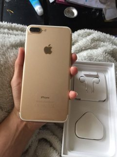 Original Apple iPhone 7 Plus / 7 128GB Add me On Whatsapp : +141