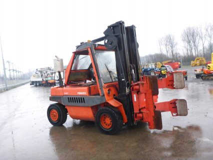 رافعات شوكية IT# 1141-1990 LINDE H80DW Forklift