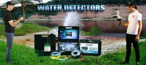 جهاز كشف المياه FRESH RESULT بالنظام الاستشعاري . اجهزة كشف مياه