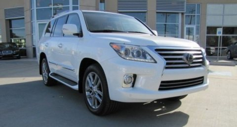 LEXUS LX-570 2013 TO SALE THE CAR IS LETER HAND DRIVE  WhatsApp.