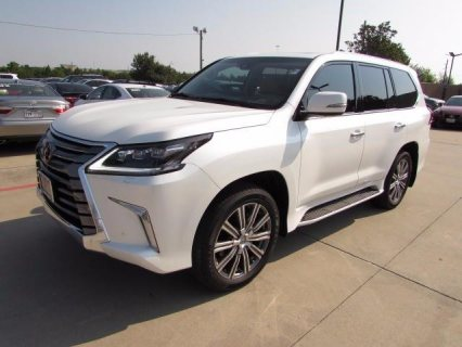 LEXUS LX-570 2016 TO SALE THE CAR IS LETER HAND DRIVE WhatsApp.+