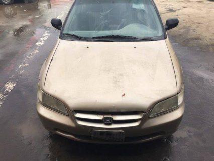 سيارة هوندا اكورد موديل 2000 للبيع