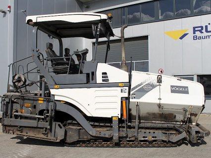 » للبيع فرادة اسفلت Vogele S1800-2 بحالة ممتازة