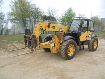رافعة تلسكوبية كاتربلر IT# 1520 2006 CAT TH3600B Telescopic Forklift