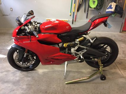 2015 Ducati Super Bike 899 Panigale For Sale