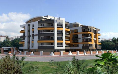 مشروع سكني في انطاليا حيث أحلامك تصبح حقيقة