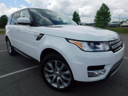 2014 Land Rover Range Sport SUV