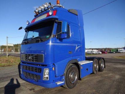 راس قاطرة Volvo FH13 480 سنة الصنع 2008