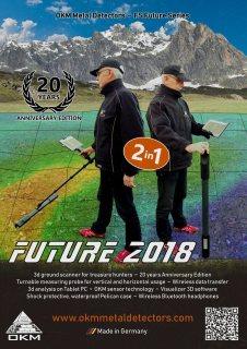 جديد! جهاز OKM Future 2018