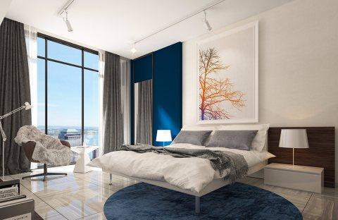 تملك شقة مفروشة ب 387 ألف درهم ضمن واحد من افخم ابراج قرية الجميرا الدائرية