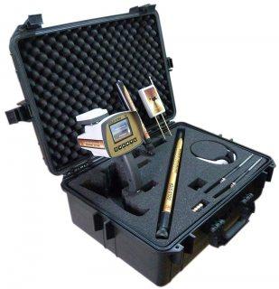 جهاز Gold Step أفضل الأجهزة لكشف الذهب وجميع الكنوز الذهبية لعمق 30 متر