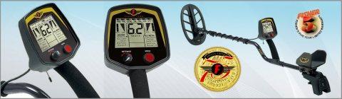 جهاز fisher 75  لكشف العملات الذهبيه والدفائن - بي ار ديتكتورز دبي