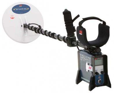جهاز GPX 4500 لكشف الذهب الخام الطبيعي والمعادن بأفضل سعر - بي ار ديتكتورز دبي