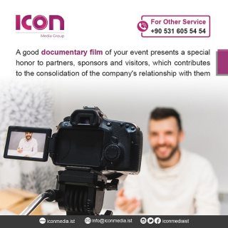 EVENT Management COMPANY IN TURKEY ICON Media
