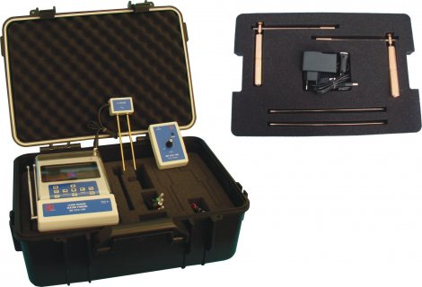 BR 500 GW كاشف المياة الجوفية وتحديد نوع المياة لعمق 500 متر - شركة بي ار دبي